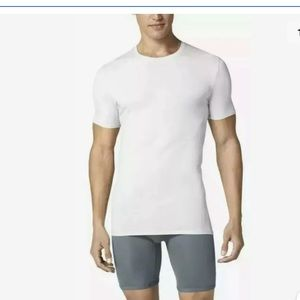 (3 Pack)Tommy John Cotton Crew Neck Undershirt